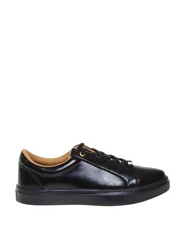 Limon Company Suni Deri Erkek Düz Ayakkabı Siyah